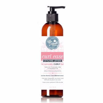 UP NORTH NATURALS CURL EASE STYLING LOTION