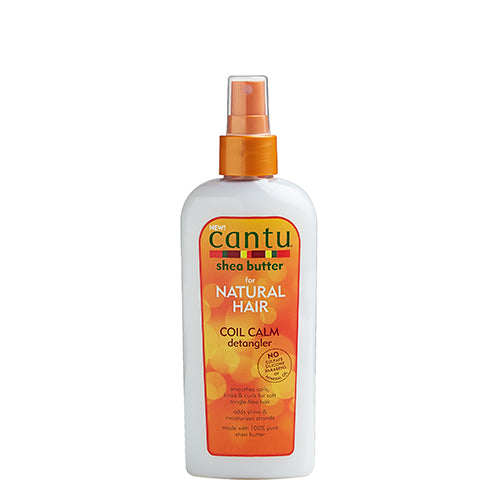 Cantu Shea Butter Natural Coil Calm Detangler (8 oz)