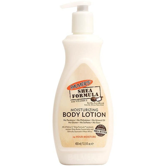 Raw Shea Body Lotion