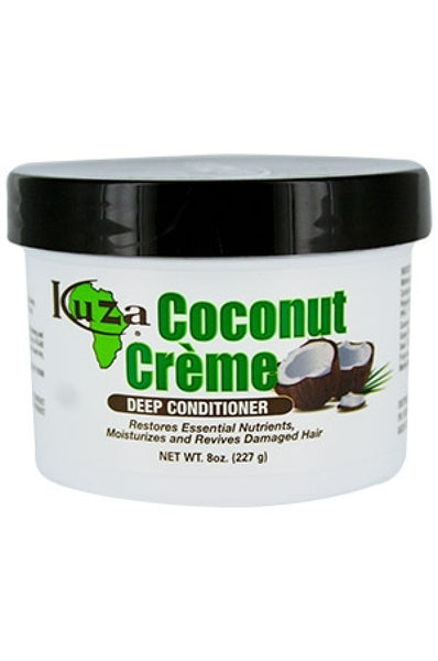 KUZA COCONUT CREME DEEP CONDITIONER