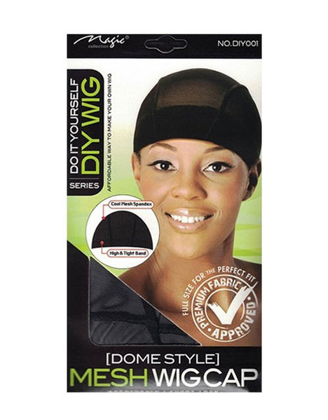 MESH WIG CAP DOME STYLE