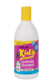 SULFUR 8 Kids Conditioning Shampoo (13.5oz)
