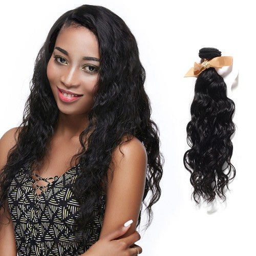 EVE VIRGIN HUMAN REMY HAIR STRAIGHT (2 BUNDLES)