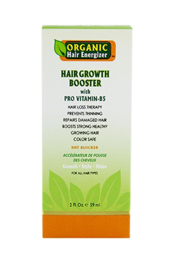 Organic Hair Energizer Hair Growth Booster (6oz) - KYROCHE BEAUTY SUPPLIES