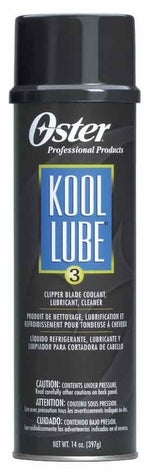 OSTER PROFESSIONAL PRODUCTS KOOL LUBE