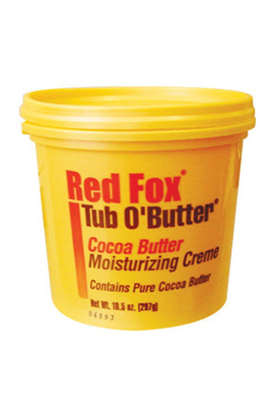 Red Fox Cocoa Butter Moisturizing Creme