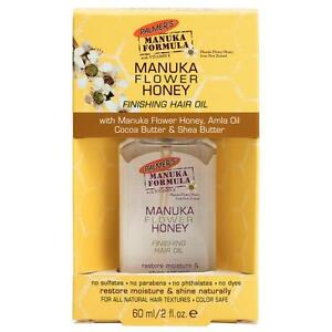 MANUKA FINISHING HAIR OIL