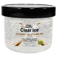 AMPRO PROSTYL CLEAR ICE COCONUT OIL STYLING GEL