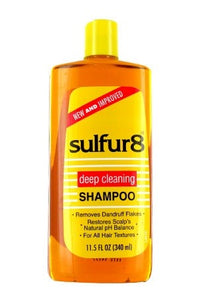 Sulfur 8 Medicated Shampoo (11.5 Oz)