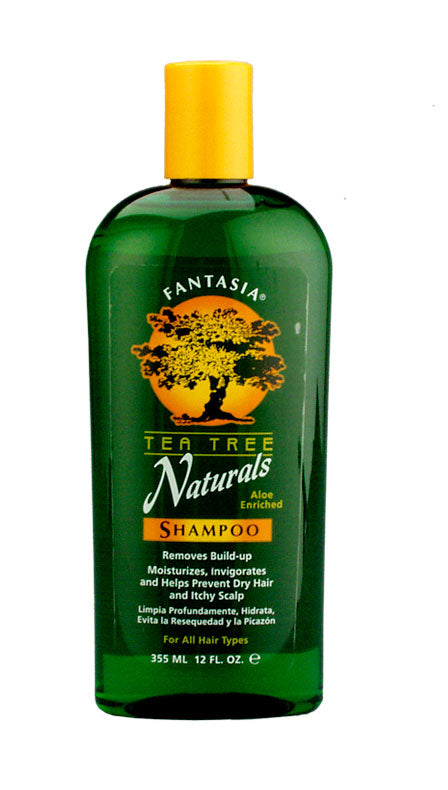 Fantasia IC Tea Tree Naturals Shampoo