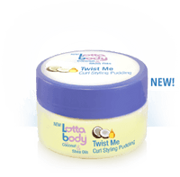 LOTTA BODY TWIST ME CURL STYLING PUDDING