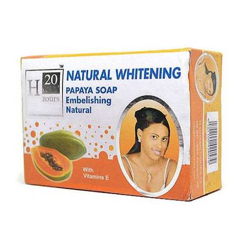 H20 NATUREL WHITENING SOAP