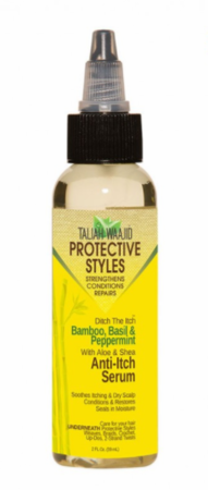 Ditch The Itch Bamboo, Basil and Peppermint Anti Itch Serum