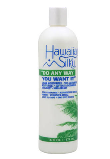 HAWAIIAN SILKY DO ANY WAY YOU WANT CREAM MOISTURIZER