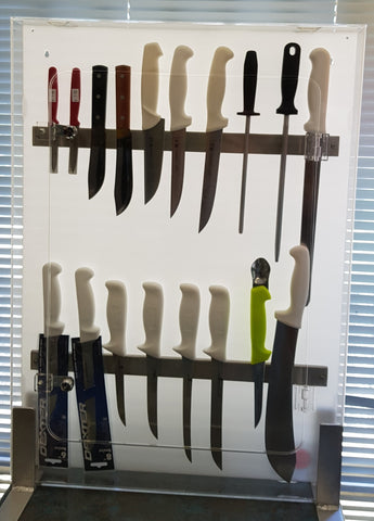Knives and Sharpeners