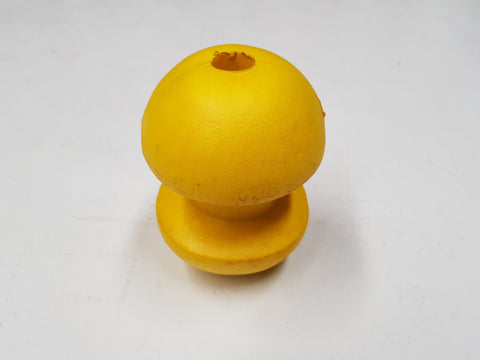 100mm Yellow High Density Foam Crab Floats