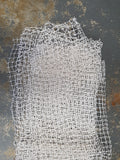 Sports Netting - 5m Width x 48ply White - Per Meter Price - High Quality - UV Protected Mesh - Diamond Networks