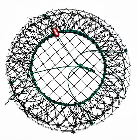 5 x Crab Nets - 75cm Bunbury Special - Heavy Duty Cord - Minimum Quantity Order 5 - Diamond Networks