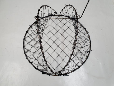 5 x Butterfly Crab Net - High Quality - Stainless Steel - Closing Crab Net