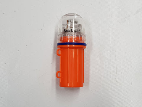 Super Bright Xenon Strobe Light - 20 Day Battery Life - On Dusk off Dawn - 50mtr Waterproof - Diamond Networks