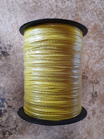 Platypus - Super Braid - 200lb - 500yds - Ultimate Sports Fishing Line - Super Strong - Yellow