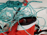 Sea Anchor - Luxury Silk - For Boats Between 6-9m in Size + Swivel, Bag and Rope - Diamond Networks
