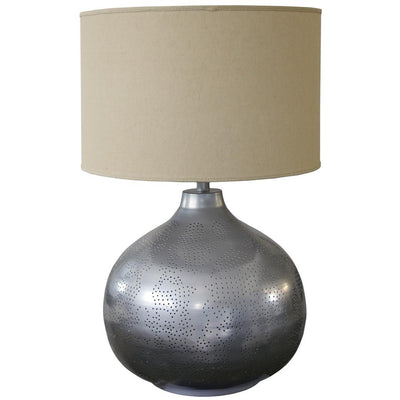 PERF BULB T/LAMP - BASE ONLY-Default-BisqueTraders