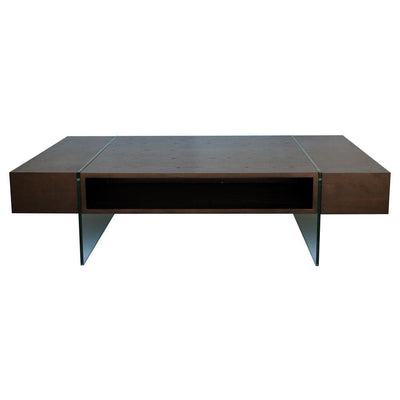 COFFEE TABLE-DB & GLASS-Default-BisqueTraders