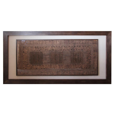 *PAPER ARTWORK 240CM BROWN-Default-BisqueTraders