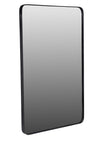 LEWIS MIRROR, BLACK