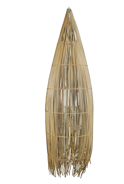 TALL RATTAN LIGHT NATURAL