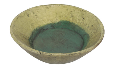 OLD WOODEN PARAT BOWLS