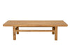 Simple Coffee Table, Antique Natural Recycled Pine