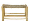 Low Seagrass Bench, Natural