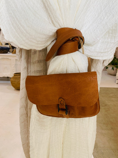 MARSUPIETTO BUM BAG TAN