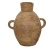 TERRACOTTA JUG DOUBLE HANDLE
