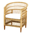 "THE ""KENYA"" RATTAN CHAIR"