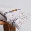 NURTURE CLAY HAND TOWEL