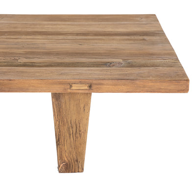 Recycled Pine Old Simple Coffee Table