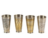 BRASS LASSI GLASS CUP LARGE