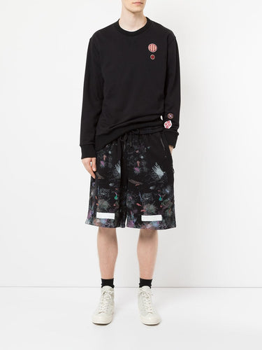 Off White Galaxy Short
