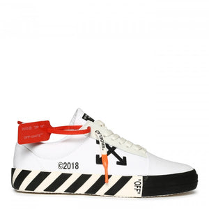 Off White LOW TOP SNEAKERS