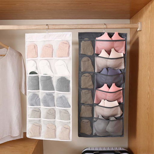 Dual-Side Hanging Organizer
