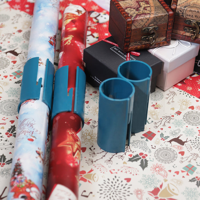 Multifunctional Gift Wrapping Paper Cutter