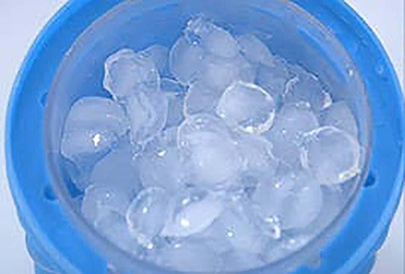 Space Saving Ice Cube Maker Innovdeals