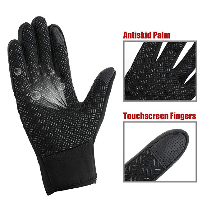 Winter Warm Windproof Gloves (Unisex)