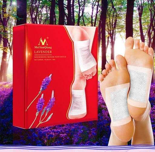 Premium Detox Foot Pads (10 Pieces)