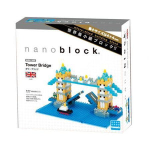 Juguete Tower Bridge Londres Nanoblock