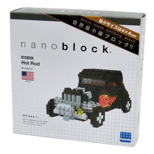 Juguete Hot Rod Convertible Nanoblock
