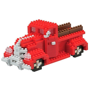 Juguete Camioneta Pick Up Carro Nanoblock